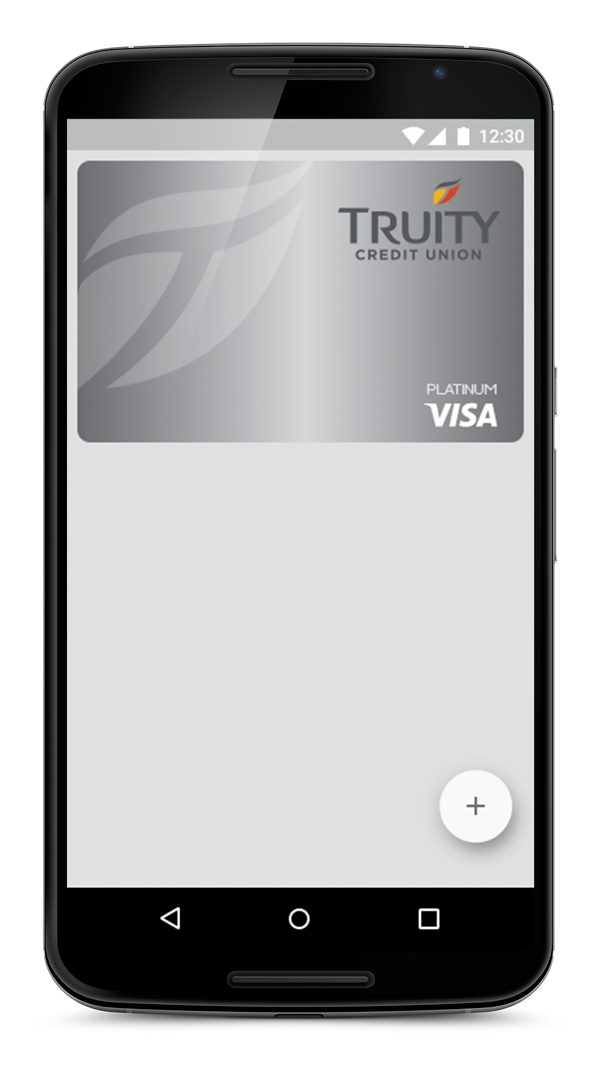 Truity Android Pay