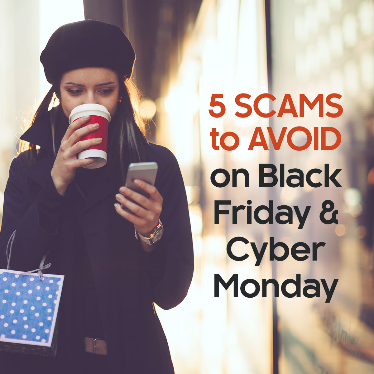5 Scams to Avoid this Black Friday