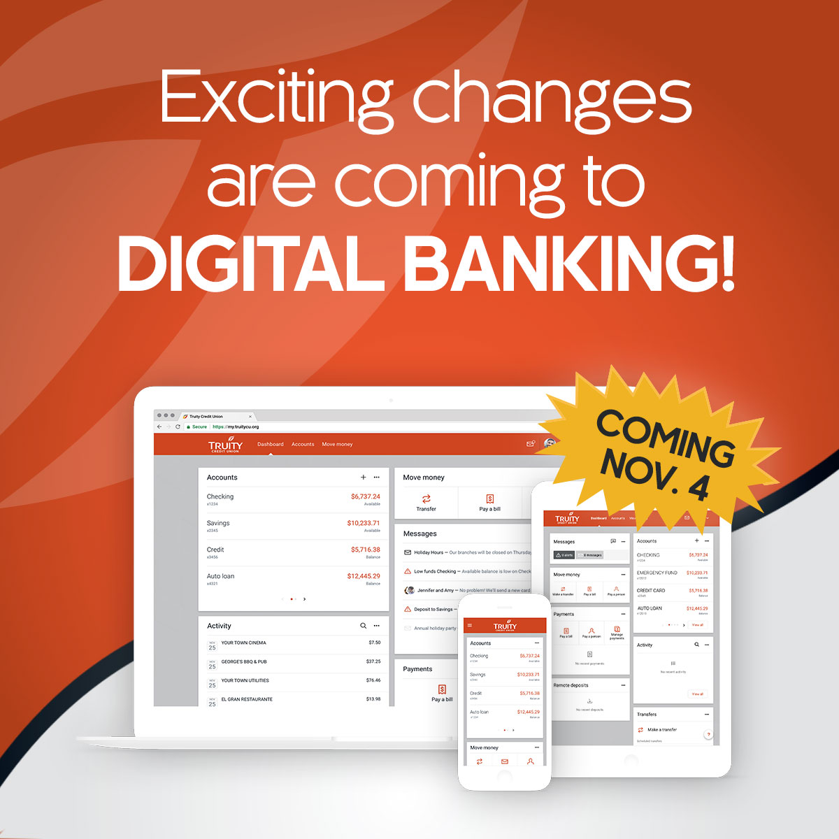 Changes Are Coming to Digital Banking