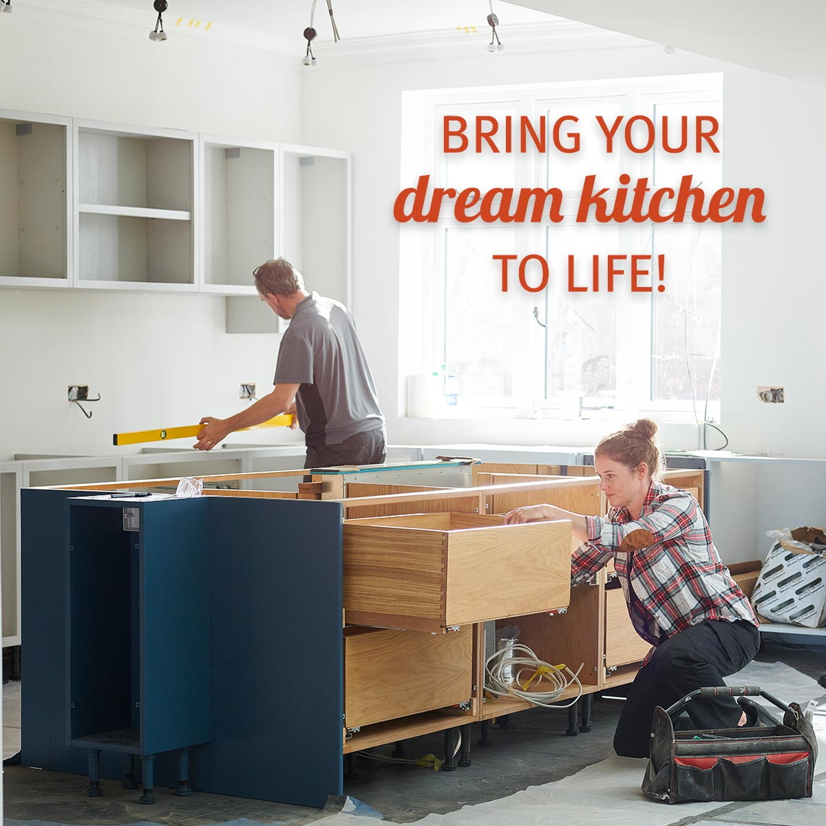 How to Bring Your Dream Kitchen to Life