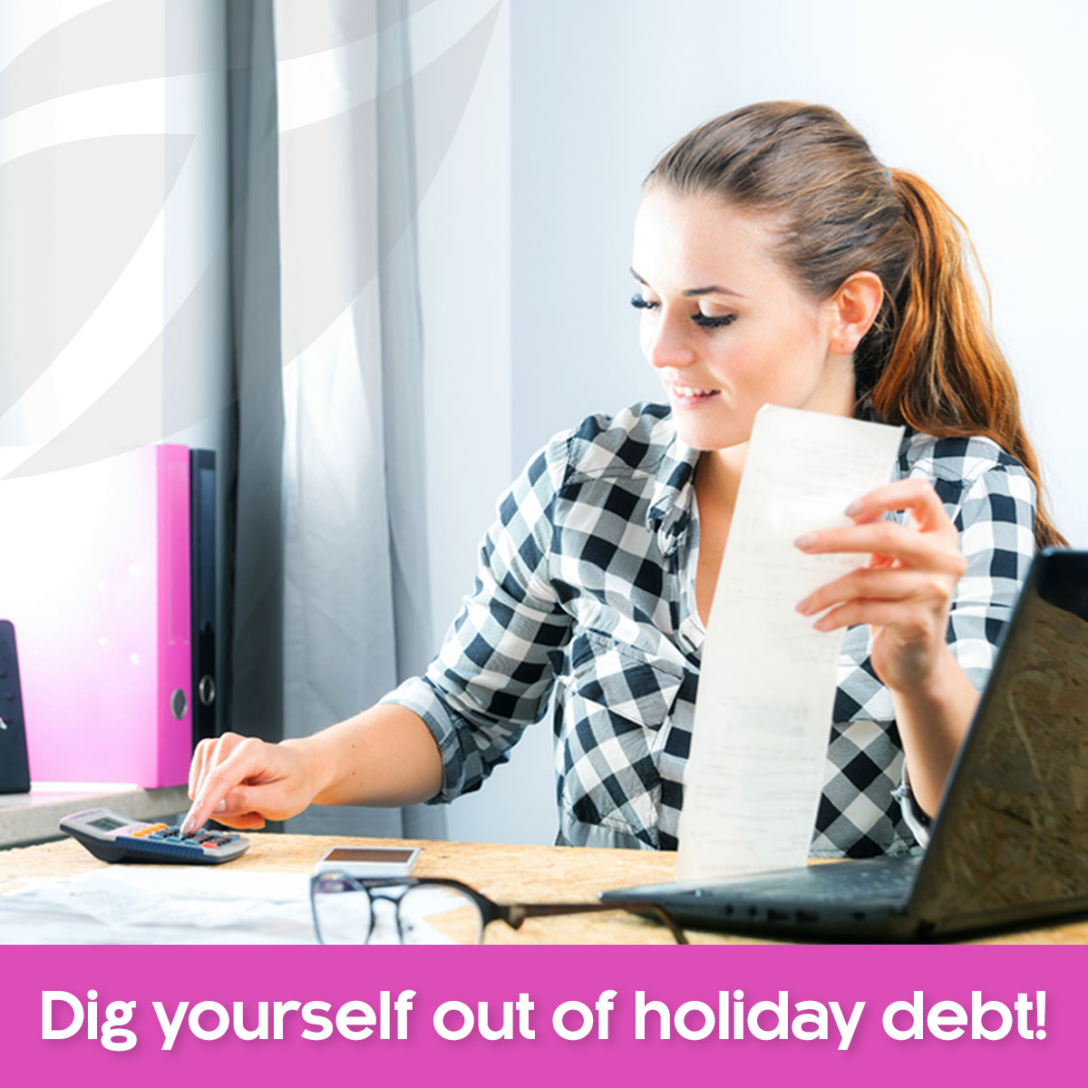 Three powerful steps to paying down holiday debt
