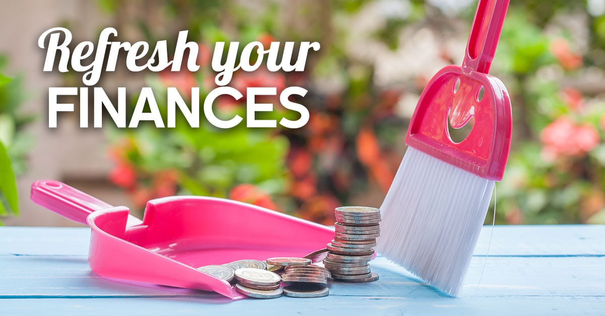 Spring-Cleaning Your Finances