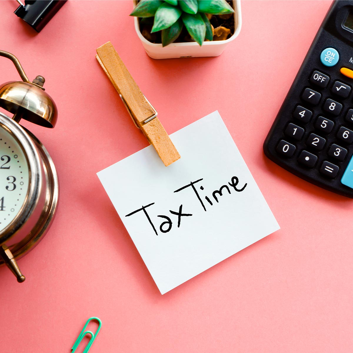 Tax Deadline Delayed