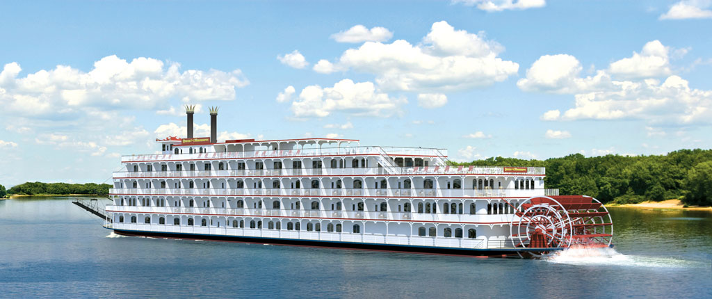 The American Queen and the Music of the Rivers