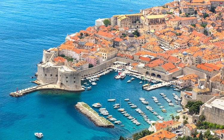 romantic greek islands and croatia truity credit union