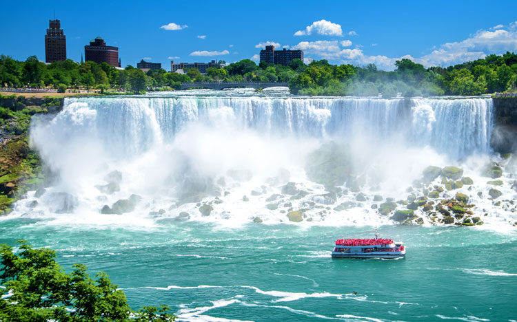 Niagara By Coach!