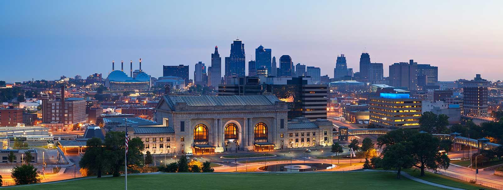 Visit Kansas City