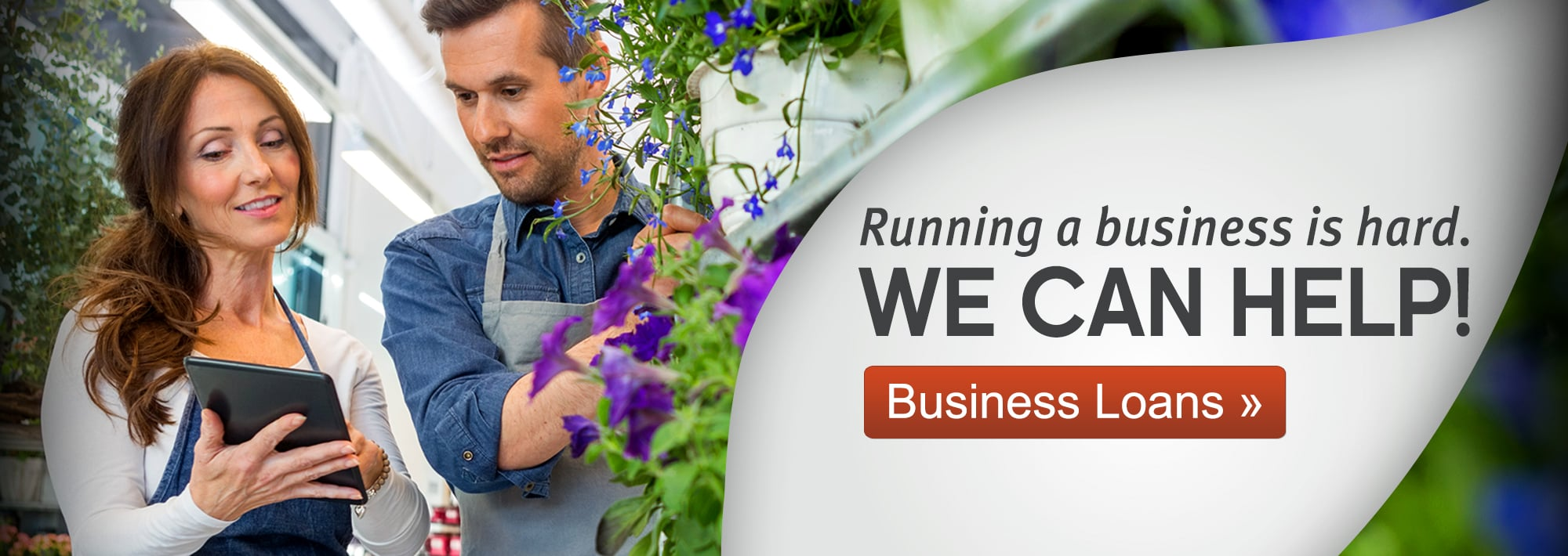 Running a business is hard—We can help!