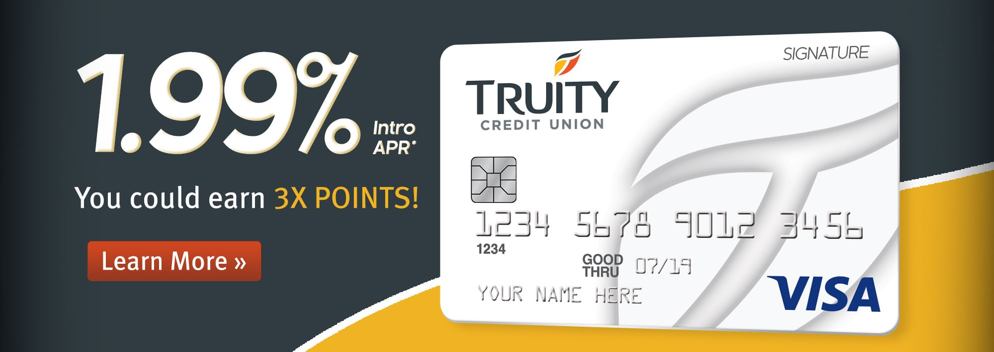 1.99% Intro APR*. You could earn 3X Points! Learn more.