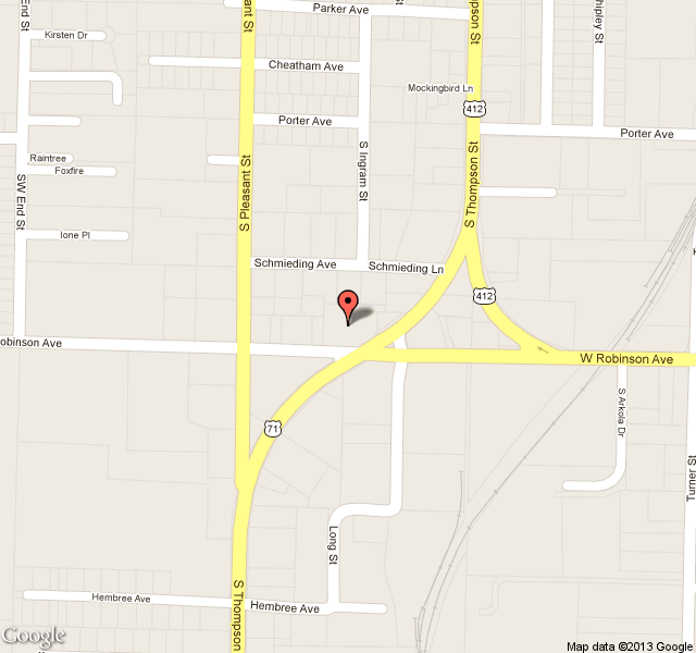 Springdale Robinson & Thompson Branch - Location Details - Truity ...