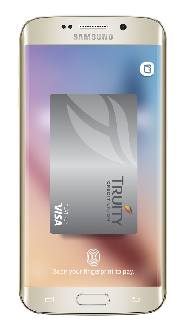 Truity Samsung Pay