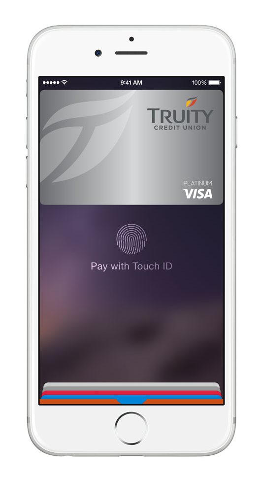 Truity Apple Pay