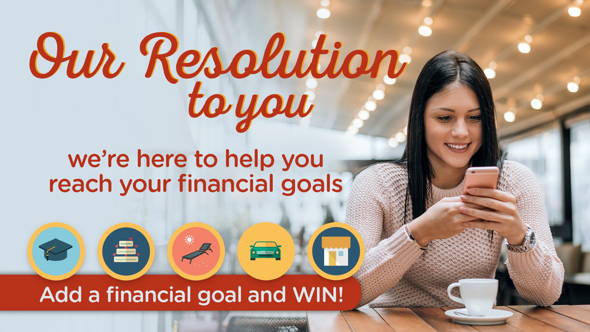 Get a jump on your financial resolutions with My Finance and win!