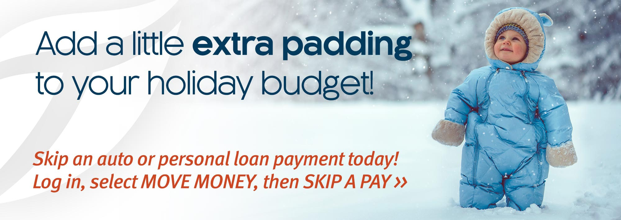 Add a little extra padding to your holiday budget! 